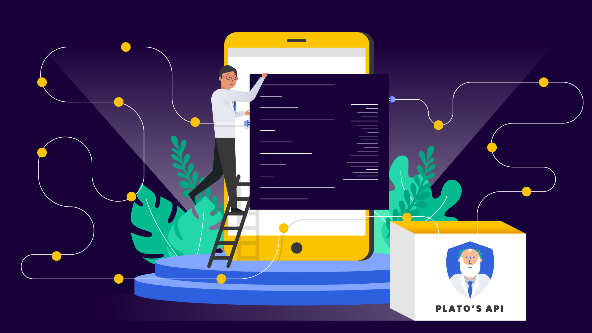 Plato has an API – use it to enhance your practice