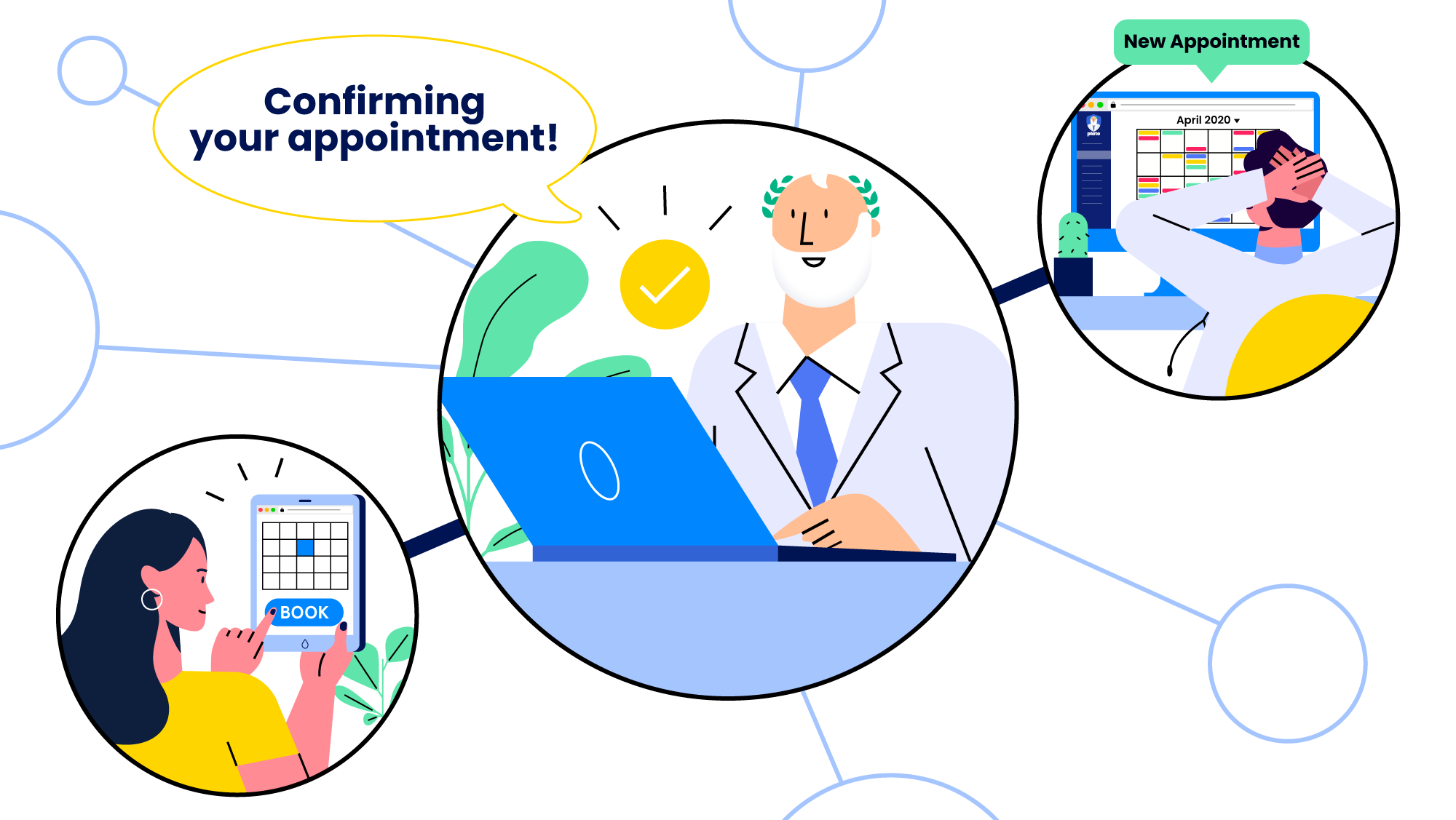 Running a Virtual Clinic Without a Front Desk